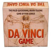 The Da Vinci Game Box