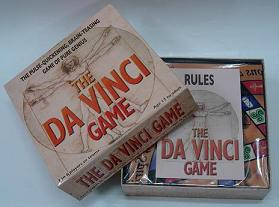 The Da Vinci Game unwrapped